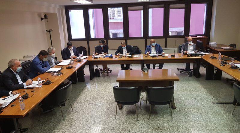 Commissione, Consiglio regionale