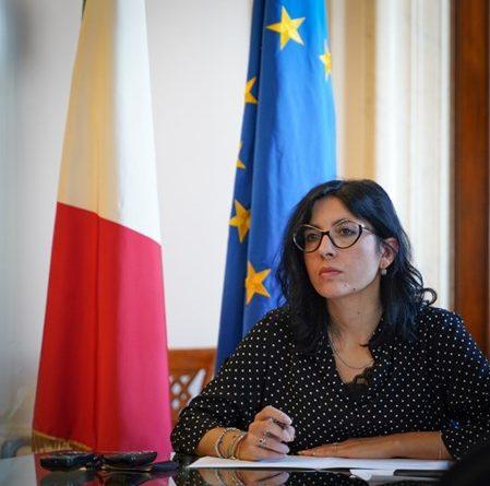 Fabiana Dadone, foto Ministero Politiche Giovanili