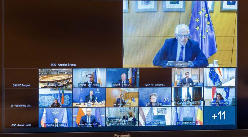 Consiglio dell'UE, foto Copyright European Union