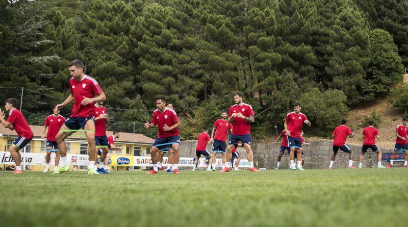 Cagliari Calcio, foto Cagliari Calcio /Valerio Spano