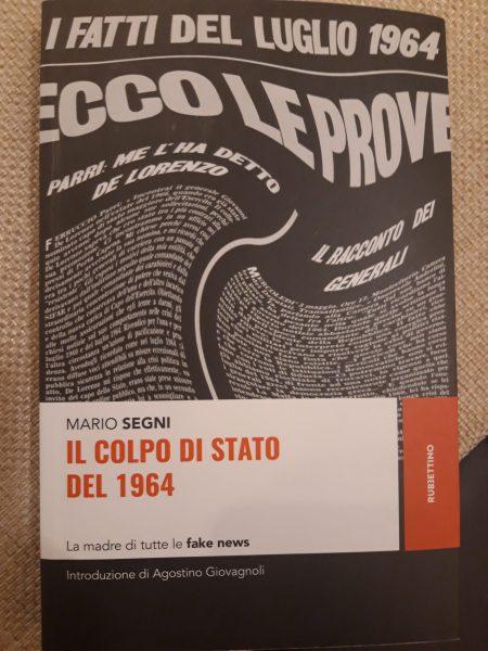 Il colpo di Stato del 1964: la madre di tutte le fake news, foto Sardegnagol, riproduzione riservata