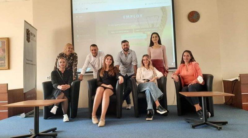 Employ, i partecipanti al meeting di Sofia