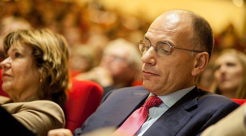 Enrico Letta, foto The Jacques Delors Institute