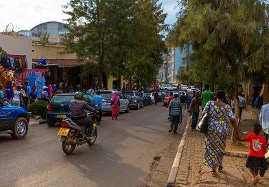 Kigali, Rwanda, ITU Regional Development Forum for Africa