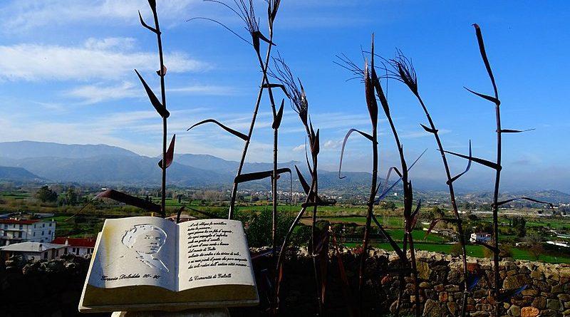 Parco Letterario Grazia Deledda, foto Aggrucar