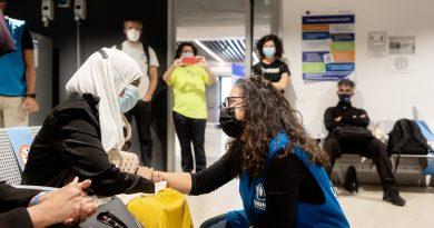 Studenti, foto ©UNHCR/Alessandro Penso