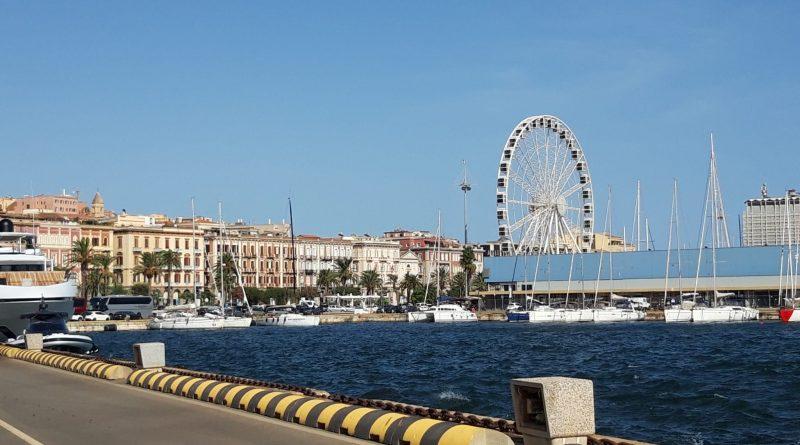 Porto di Cagliari, foto Sardegnagol riproduzione riservata