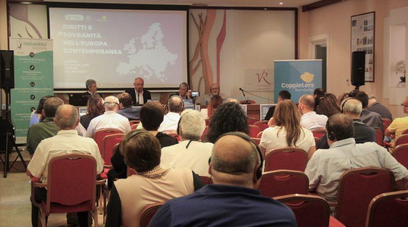 conferenza alghero europa