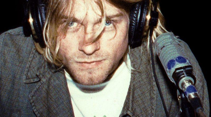Kurt Cobain foto di Julie Kramer