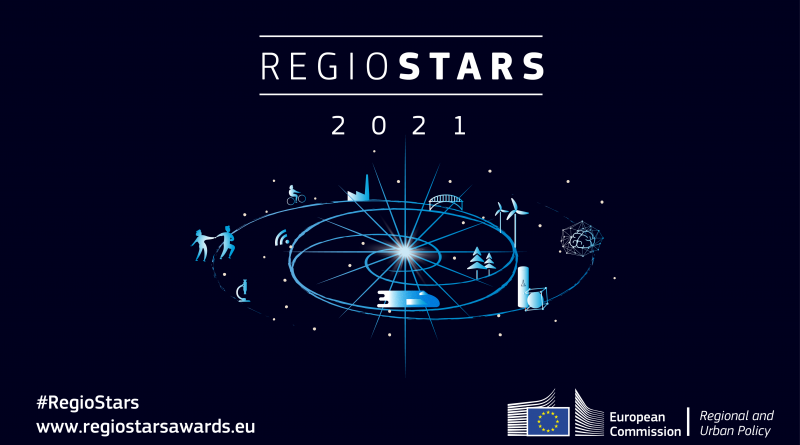 Regiostars, politica di coesione UE