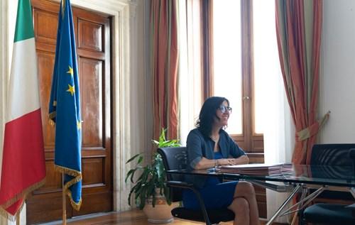 Fabiana Dadone, foto Ministero per le Politiche Giovanili