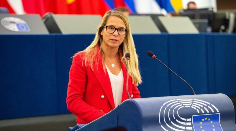 Virginie Joron, foto Copyright European Union 2021/Marc Dossmann