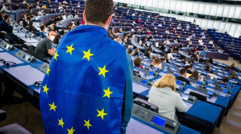 Evento europeo della Gioventù, foto Philippe STIRNWEISS © European Union 2021 - Source : EP