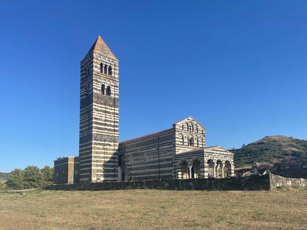 Codrongianos, Basilica Santa Trinità di Saccargia, foto Alberto Selloni