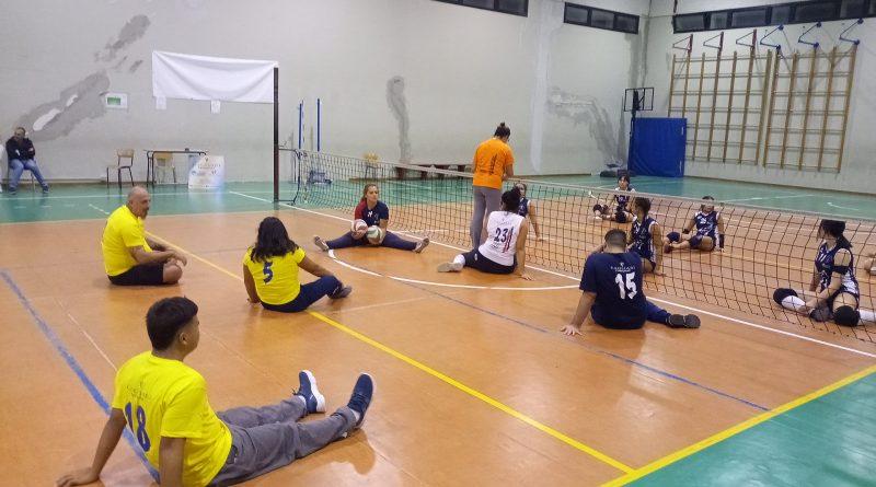 Sitting volley, Cagliari