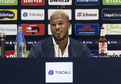 keita Baldé, foto Cagliari Calcio /Valerio Spano